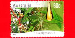 AUSTRALIA - Usato - 2011 - Agricoltura Australiana - Eucalyptus Oil - 60 - 2010-... Elizabeth II