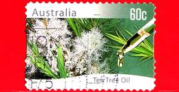 AUSTRALIA - Usato - 2011 - Agricoltura Australiana - Olio - Tea Tree Oil - 60 - 2010-... Elizabeth II