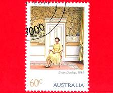 AUSTRALIA - Usato - 2011 - Compleanno Della Regina Elisabetta II - (Brian Dunlop) - 60 - 2010-... Elizabeth II
