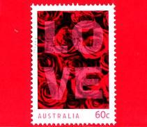 AUSTRALIA - Usato - 2011 - Occasioni Speciali - Amore - Rose - Love - 60 - 2010-... Elizabeth II
