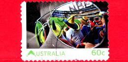 AUSTRALIA - Usato - 2011 - Vivere In Australia - Gioco - Cricket At The GABBA - 60 - 2010-... Elizabeth II