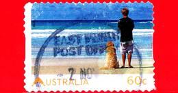 AUSTRALIA - Usato - 2011 - Vivere In Australia - I Migliori Amici - Cane - Mare - Best Friends - 60 - 2010-... Elizabeth II