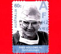 AUSTRALIA - Usato - 2012 - Medici - Fred Hollows, Oftalmologo - 60 - 2010-... Elizabeth II