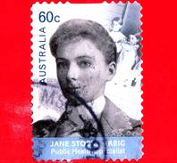 AUSTRALIA - Usato - 2012 - Medici - Jane Stocks Greig - 60 - 2010-... Elizabeth II