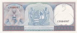 SURINAME  5 GULDEN   1993   FDS - Suriname