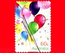 AUSTRALIA - Usato - 2012 - Momenti Preziosi - Palloncini - Balloons - 60 - 2010-... Elizabeth II
