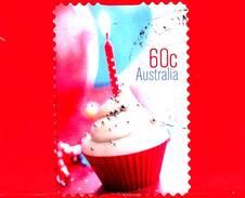 AUSTRALIA - Usato - 2012 - Momenti Preziosi - Torta - Cupcake - 60 - 2010-... Elizabeth II