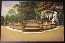 Alte Ansichtskarte Donaueschingen Donauquelle Feldpost Gel. 1914 Furtwangen - Donaueschingen