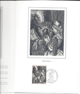 Encart De Luxe, Gustave Doré, Barbe Bleue, 18 Juin 1983 - 1980-1989