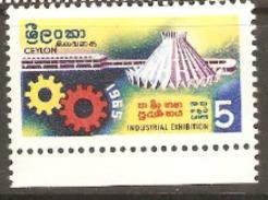 Ceylon 1965 SG 502 Industrial Exhibition Unmounted Mint - Cocos (Keeling) Islands