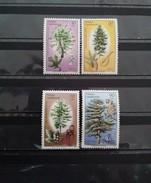 Turkey, 1984, Mi: 2691/94 (MNH) - Trees