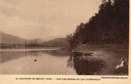ENVIRONS DE BEKKY  SUR LES BORDS  DU LAC D  ARMAILLE - Belley