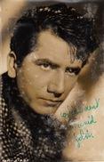 Autographe De Daniel Gelin - Autographs