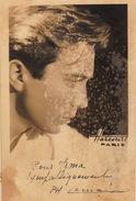 Autographe De Ph Lemaire - Autographs