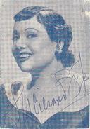 Autographe De Lucienne BO... ? - Autographes