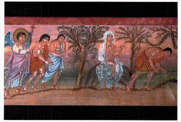 Thème - Religion - Première Bible De Charles Le Chauve Vers 846 - Expulsion Du Jardin D'Eden - Cristianesimo