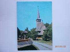 Postcard Bucuresti Muzeul Satului Le Musee Du Village Romania My Ref B246 - Romania