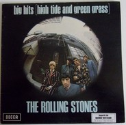 Rolling Stones Big Hits (High Tide And Green Grass) 1966 Decca Import Anglais TXS 101 - Compilations