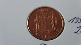 Jamaica - 1995 - 10 Cents - KM 146.2 - Unc - Look Scans - Jamaica