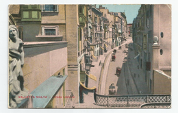 Malte - Valleta Malta - Strada Levante 1915 - Malta
