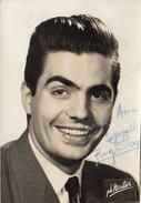 Autographe De Roger Pierre ? - Autographs