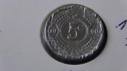 Netherlands Antilles - 1996 - 5 Cents - KM 33 - VF - Look Scans - Antillen (Niederländische)