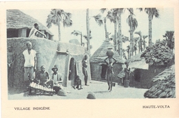 PK - Haute Volta - Village Indigene - Dorp - - Cartes Postales