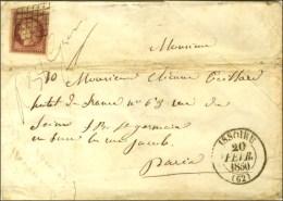 Grille / N° 6 (belle Nuance Et Très Belles Marges) Càd T 13 ISSOIRE (62). 1850. - TB. - R. - 1849-1850 Ceres