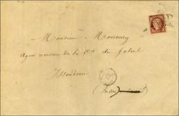 Etoile / N° 6 (belles Marges Et Belles Nuances) Càd PARIS (60). 1853. - TB / SUP. - R. - 1849-1850 Ceres