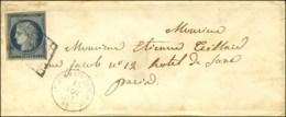 Grille / N° 4 Càd T 15 ST GERMAIN-LEMBRON 62. 1851. - TB. - 1849-1850 Ceres