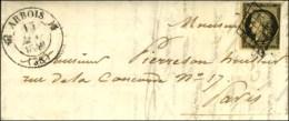 Grille / N° 3 Càd T 12 ARBOIS (38). 1849. - SUP. - R. - 1849-1850 Ceres