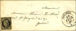 Grille / N° 3 Càd T 13 ISSOIRE (62). 1849. - TB / SUP. - 1849-1850 Ceres