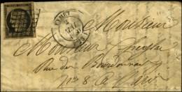 Grille / N° 3 Càd T 14 EYMET (23). 1850. - 1849-1850 Ceres