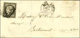 Grille / N° 3 Gris Càd T 15 ST QUENTIN (2). 1849. - TB. - R. - 1849-1850 Ceres