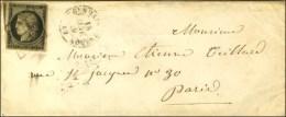 Grille / N° 3 Càd T 15 ST GERMAIN-LEMBRON 62 18 JANV. 49. Rare Combinaison Dans Un Bureau De 5ème... - 1849-1850 Ceres