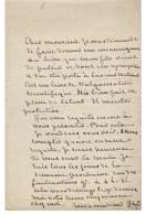 SAND George, Aurore Dupin, Baronne Dudevant, Dite (1804-1876), Femme De Lettres. - Autographs