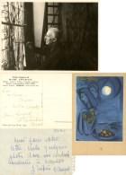 CHAGALL Marc (1887-1985), Peintre Français D'origine Russe. - Autographs