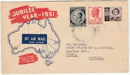 Cover * Australia * Jubilee Year - 1951 - Australia