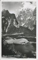 AK 0605  Blick Vom Feuerpalven ( Götzenalm ) Auf St. Bartholomä Und Watzmann Um 1950 - Berchtesgaden