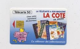 FRANCE -  LA COTE EN POCHE - 50 U - France