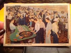 Nevada Casino Clubs Bank Roulette - Reno