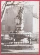 83 - NANS LES PINS--Monument Aux Morts---cpsm GF - Nans-les-Pins