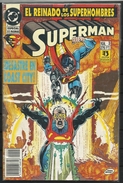 SuperMan_El Reinado De Los Superhombres. Ediciones Zinco. - Books, Magazines, Comics