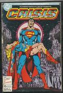 SuperMan_Crisis_En Tierras Infinitas. Ediciones Zinco. - Books, Magazines, Comics
