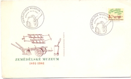 PRAGA 1981 AGRICOLTURE CENTENARY  (GEN170038) - Agricoltura