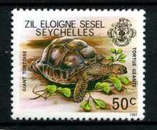 SEYCHELLES  - Tartarughe - Turtle - Nuovo -news - MNH**. - Schildkröten