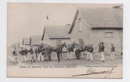BELGIQUE - BOURG LEOPOLD Beverloo, Visite Du Vétérinaire (Lanciers) Pionnière - Belgique