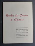 """""""Beautés Des Causses Et Des Cévennes"""", Poésies Régionales D'Emile Reinaud - Languedoc-Roussillon"""