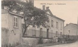 CHATEL 88   VOSGES   - CPA    LA GENDARMERIE - Chatel Sur Moselle