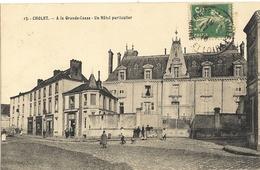49 - CHOLET -    A La Grande-Casse - Un Hôtel Particulier   140 - Cholet